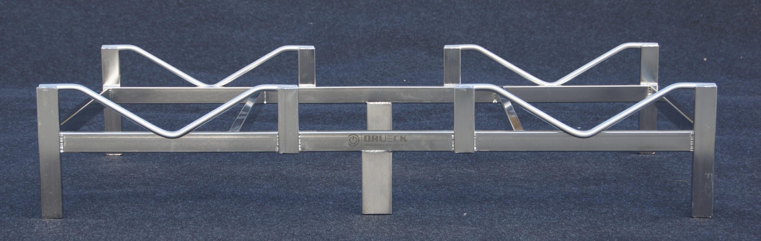 Untergestell-Barriquelager